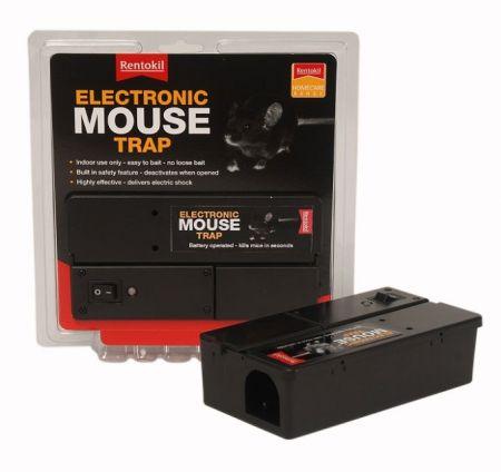 Ηλεκτρονική Παγίδα Ποντικιών